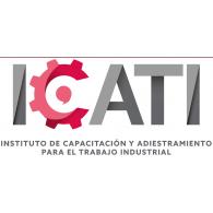 Logo of ICATI, Instituto de Capacitación y Adiestramiento para el Trabajo Industrial