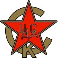 Logo of CDSA Moskva (1950's logo)