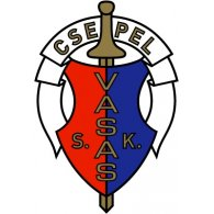 Logo of Csepel Vasas SK Budapest (mid 1950's logo)