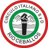 Logo of Círculo Italiano Social y Deportivo de Río Ceballos Córdoba