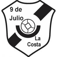 Logo of Club Atlético 9 de Julio La Costa de La Cumbre Pedanía Dolores Punilla Córdoba