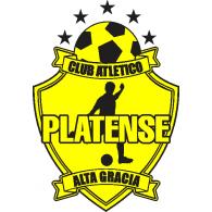 Logo of Club Atlético Platense de Alta Gracia Córdoba
