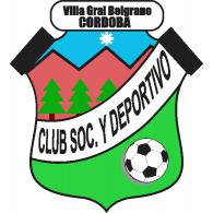 Logo of Club Social y Deportivo Villa General Belgrano de Villa General Belgrano Córdoba