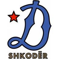 Logo of Dinamo Shkodër (1950's logo)