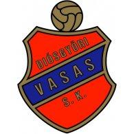 Logo of Diósgyőri Vasas SK Miskolc (mid 1950's logo)