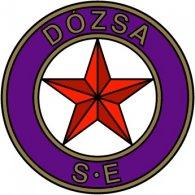Logo of Budapesti Dozsa SE (mid 1950's logo)