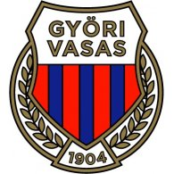 Logo of Győri Vasas SK (mid 1950's logo)