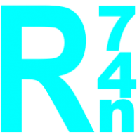 Logo of R74n