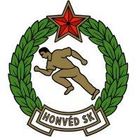 Logo of Budapesti Honvéd SK (mid 1950's logo)