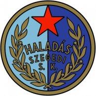 Logo of Szegedi Haladas SK (mid 1950's logo)