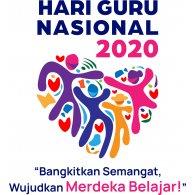 Logo of Hari Guru Nasional 2020