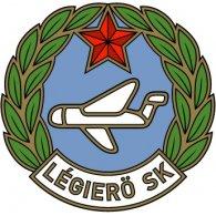 Logo of Légierő SK Szolnok (1950's logo)
