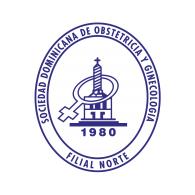 Logo of  Sociedad Dominicana de Obstetricia y Ginecología Filial Norte