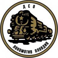 Logo of DSO Lokomotiv Plovdiv (1950's logo)
