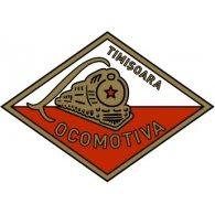 Logo of Locomotiva Timișoara (1950's logo)