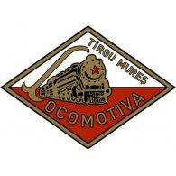 Logo of Locomotiva Târgu Mureș (1950's logo)