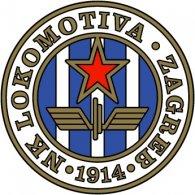 Logo of NK Lokomotiva Zagreb (1950's logo)