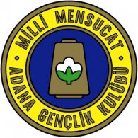 Logo of Milli Mensucat GK Adana (1950's logo)