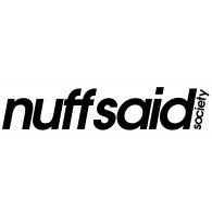 Logo of Nuffsaid Society