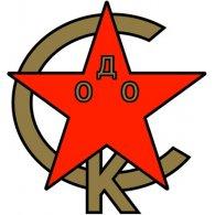 Logo of SK ODO Sverdlovsk (1950's logo)