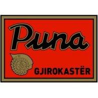 Logo of Puna Gjirokastër (1950's logo)