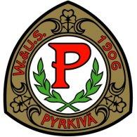 Logo of Pyrkiva Turku (1950's logo)