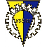Logo of TJ Spartak VSS Kosice (1950's logo)