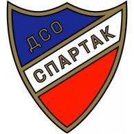 Logo of DSO Spartak Plovdiv (mid 1950's logo)