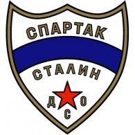 Logo of DSO Spartak Stalin (1950's logo)