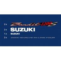 Logo of Suzuki Bandit 1200 S