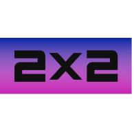 Logo of Telekanal 2x2