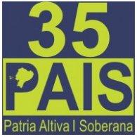 Logo of Alianza Pais