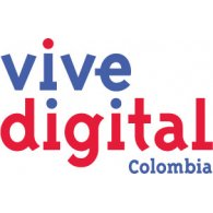 Logo of Vive Digital Colombia