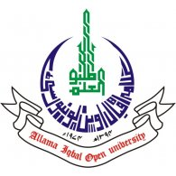 Logo of Allama Iqbal Open University