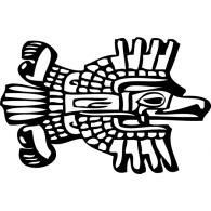 Logo of Aztec bird