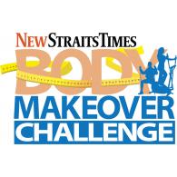 Logo of NST Body Makeover Challenge Logo