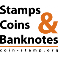 Logo of Coin - Stamp