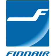Logo of Finnair