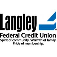 Logo of Langley Federal Credit Union