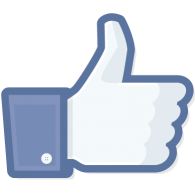 Logo of Facebook Like Icon