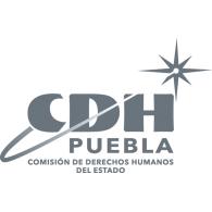Logo of CDH Puebla