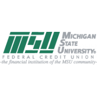 Logo of MSU Federal Credit Union