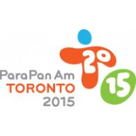 Logo of ParaPan Toronto 2015