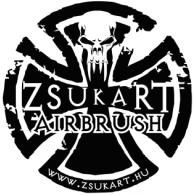 Logo of zsukArt airbrush