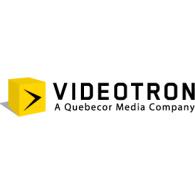 Logo of Videotron