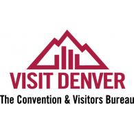 Logo of Visit Denver
