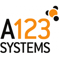 Logo of A123 Systems