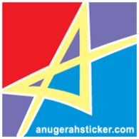 Logo of Anugerah Sticker