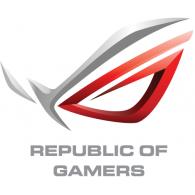 Logo of Republic of Gamers