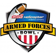Logo of Bell Helicopter Armed Forces Bowl